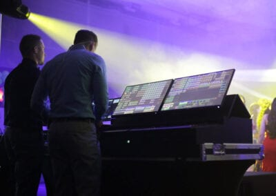 Palmetto Audio and Video Pro Lighting